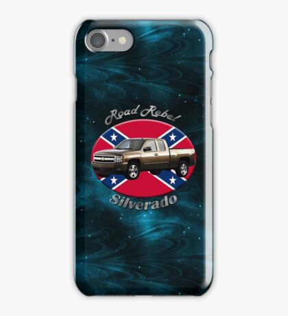Chevy Silverado Truck Road Rebel iPhone Case/Skin