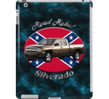 Chevy Silverado Truck Road Rebel iPad Case/Skin