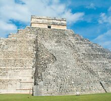 One of the Seven--Chichenitza. by Imagery