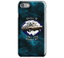 Chevy Silverado Truck Drive It Like You Stole It iPhone Case/Skin