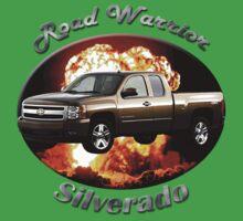 Chevy Silverado Truck Road Warrior One Piece - Short Sleeve