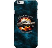 Chevy Silverado Truck Road Warrior iPhone Case/Skin