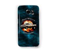 Chevy Silverado Truck Road Warrior Samsung Galaxy Case/Skin