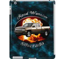 Chevy Silverado Truck Road Warrior iPad Case/Skin