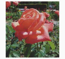 rose One Piece - Short Sleeve