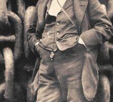 Brunel, Isambard Kingdom Brunel, Engineer, Genius, Steam Ship, Railway, Bridge, Tunnel Sticker