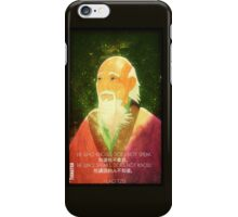 Lao Tzu, Wise, Wisdom, Confucius, Oldman, Quote, Epic, Words, Oriental iPhone Case/Skin