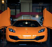 Mclaren MP4-12 by Timothy  Iverson Auto Photography