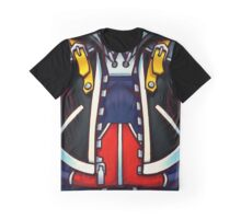 KINGDOM HEARTS II ! T-SHIRT · Sora's clothes Graphic T-Shirt