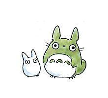 Mini Totoro Phone Case by NellyMushBean