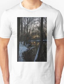 cold Sunset spot T-Shirt