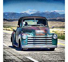 1953 Chevy Pick Up Photographic Print