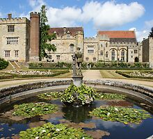 Penshurst Place and Gardens by 580andrewh