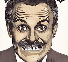 Terry Thomas by Paul  Nelson-Esch