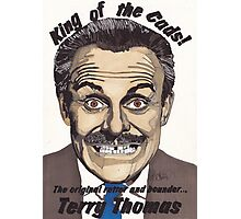 Terry Thomas Photographic Print