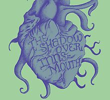 The Shadow over Innsmouth by arthus