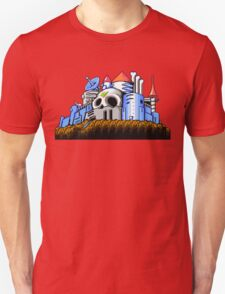 Dr Wily's Castle Unisex T-Shirt