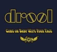 Drool One Piece - Short Sleeve