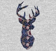 Textile deer #2 by itsmadgical