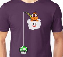 Fishing Lakitu Unisex T-Shirt