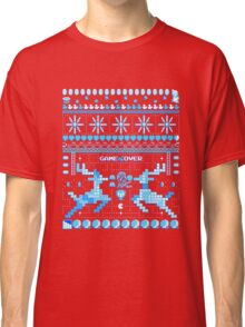 Game Over - 8-bit Ugly Christmas Sweater Classic T-Shirt
