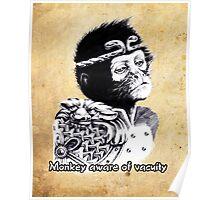 Monkey king sun wukong Poster