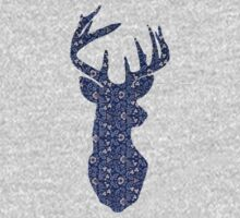 Textile deer #3 by itsmadgical