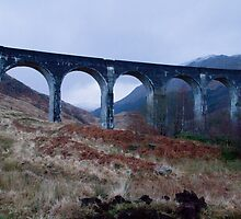 Glenfinnan Viaduct by Dylan Paterson