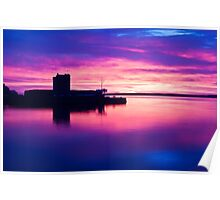 Broughty Ferry Castle 2 Poster