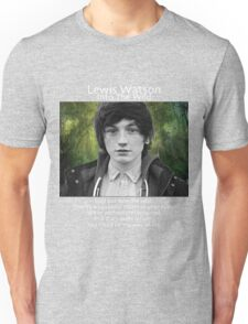 Lewis Watson- Into The Wild Unisex T-Shirt