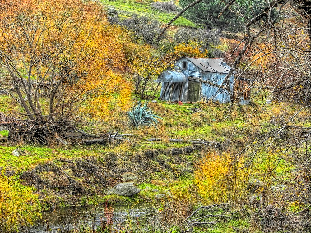All That Glitters - Adelong NSW - The HDR Experience by Philip Johnson