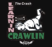 The Crash - Learin Crawlin Baby Tee