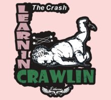 The Crash - Learin Crawlin Kids Tee