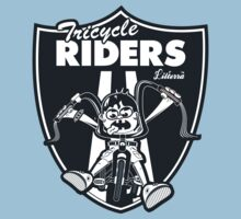 Tricycle Riders Kids Clothes
