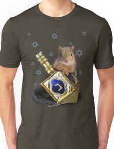 Hanukkah Squirrel Unisex T-Shirt