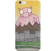 Mr. Pig iPhone Case/Skin