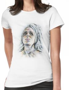 Caught in a Moment Womens Fitted T-Shirt