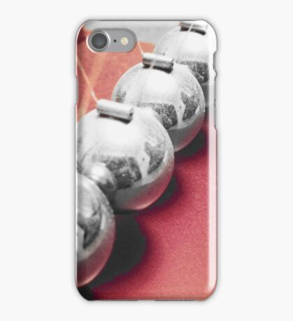 Newton's Cradle iPhone Case/Skin