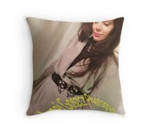 Nothing Compares 2 You - My Sweet Baby. Throw Pillow
