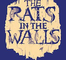 The Rats in the Walls by arthus