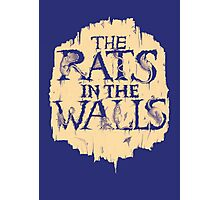 The Rats in the Walls Photographic Print