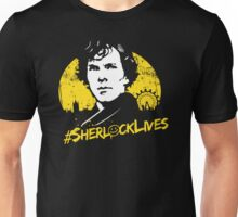 #SherlockLives Unisex T-Shirt