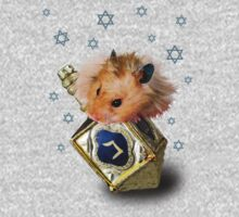 Hanukkah Hamster One Piece - Long Sleeve