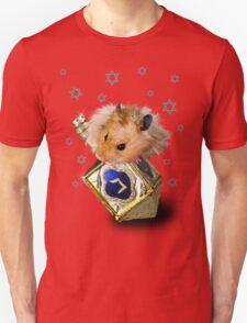 Hanukkah Hamster Unisex T-Shirt