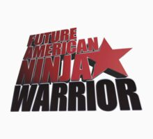 FUTURE American Ninja Warrior One Piece - Short Sleeve