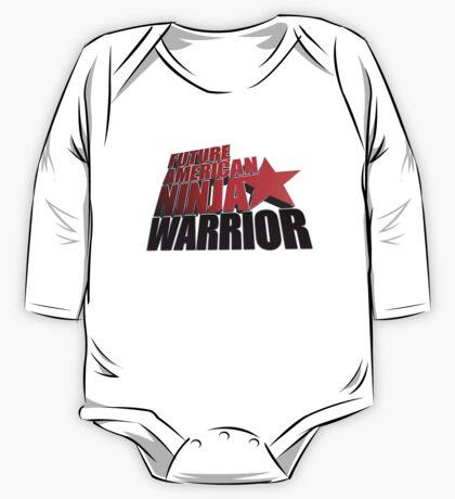 FUTURE American Ninja Warrior One Piece - Long Sleeve