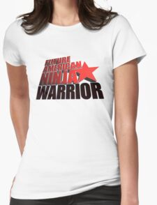 FUTURE American Ninja Warrior Womens Fitted T-Shirt