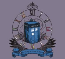 Doctor Who Crest by horcruxhunting