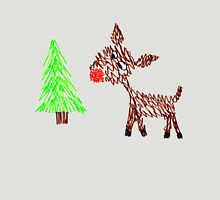 Rudolph the Red-Nosed Doodle Unisex T-Shirt