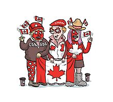 Canadians | By Graeme MacKay Photographic Print